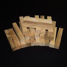 Drechselholz 25 st. Penblanks Black Limba Edelholz Bastelholz Holz,Schmuckholz