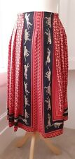 """100% Silk Skirt by French label ROSEANNA, """"Jaguar Lesley"""" size 34 RETAIL €459!"""