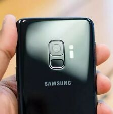 Samsung Galaxy S9  - 64GB - Unlocked - Midnight Black - Excellent Condition
