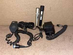 Vintage Job Lot Of Microphones