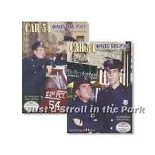 Car 54 Where Are You? Complete TV Series Seasons 1 & 2 Boxed / DVD Set(s) NEW!