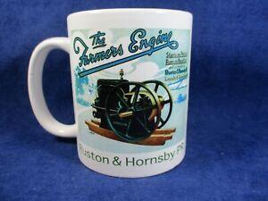 Ruston & Hornsby PR Stationary Engine Mug Ideal for Rallies Meetups Caravan Etc