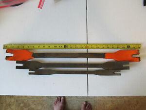 Aircraft tools 3 PTI Tools Hi Lok removal bars