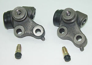 WHEEL CYLINDER FRONT RIGHT 2 PER VEHICLE FITS VOLKSWAGEN TYPE2 BUS 1955-1963