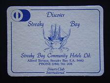 STREAKY BAY COMMUNITY HOTELS LTD ALFRED TERRACE 086 761008 COASTER