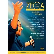 Zeca Pagodinho Ao Vivo Com Os Amigos - DVD
