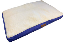 Pet Bed to fit Small, Medium, Large, XL or XLL Dog Cage by Ellie-Bo 100x66x10cms