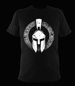 Sparta T-Shirt - Greek Key