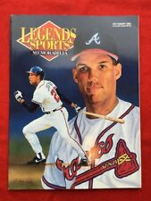 Legends Sports Memorabilia Magazine Nat'L Sports Collector'S Volume 5 Number 4