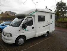 3 Previous owners (excl. current) Motorhomes