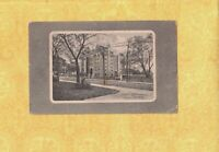 MA Roslindale 1908-29 antique postcard CHARLES SUMNER SCHOOL Mass to Beverly