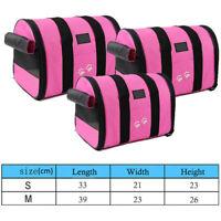 Pet Carrier Bag Travel Cage  Dog Cat Rabbit Foldable Portable Carry Handbag