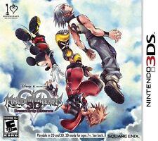 Kingdom Hearts 3D: Dream Drop Distance - Nintendo 3DS Game