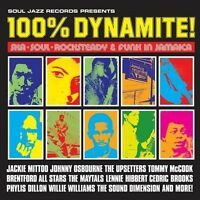 Soul Jazz Records Presents - 100% Dynamite [New Vinyl] Digital Download