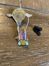 Disney Figment Imagine Baloon Dangle Pin Rare #1