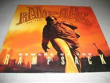 "RAMPAGE THE LAST BOY SCOUT BEWARE OF THE RAMPSACK 12"" Single NM Rowdy RDP5032"