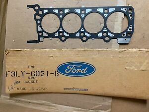Ford F3LY-6051-B Left Engine Cylinder Head Gasket 1993-1996 Lincoln Mark