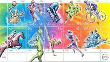 Australia-Olympics 2000 min sheet mnh