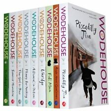 Pg Wodehouse Collection 9 Books Set Pack New [Paperback] [Jan 01, 2010] Pg Wodeh