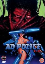 AD Police Parts 1 2 3 Volume 1-3 DVD Original UK Release Brand New Sealed R2 A.D