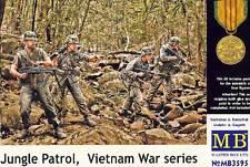 Master Box Mb3595 - 1/35 Jungle Patrol, Vietnam War Series -
