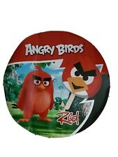HUGE!!!Angry Birds Red 23 inches  round Multi-Color Vinyl Decal Sticker -