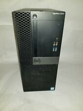 Dell OptiPlex 3040 MT (120GB SSD, 2TB HD, Intel Core i5 6th Gen., 3.20GHz, 8GB)