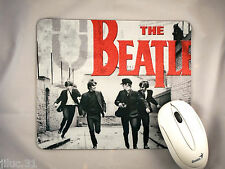 NUOVO TAPPETINO PER MOUSE - The Beatles esecuzione- mousepad