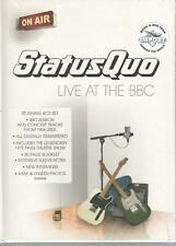 Status Quo: Live At The BBC, 70 Track New & Sealed 4 CD Set