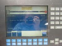 Allen Bradley 2711-K10C1 Ser C Rev B PanelView 1000 FRN 4.10 Operator Interface