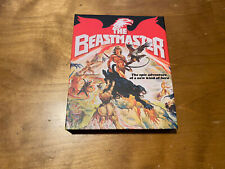 The Beastmaster 4K*Vinegar Syndrome*Slipcover*Limited Edition*OOP*Sealed/NEW