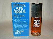 NIB JOVAN Sex Appeal cologne for Men 3 oz