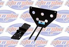 2010-2012 Ford Mustang GT V6 Take Off Removable Show License Plate Bracket