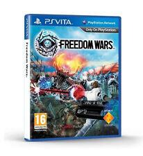 Freedom Wars (Sony PlayStation Vita, 2014)