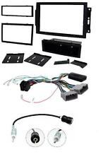 Connects2 Single/Double Din Kit inc amp retention Jeep Compass 07-08