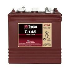 BATTERY FOR GENIE INDUSTRIES BOOM LIFT Z-20/8N TROJAN T-145  8  EACH