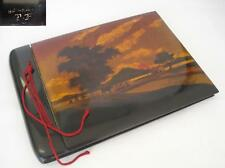1950s VINTAGE ORIGINAL PHOTO ALBUM w/WOODEN COVERS