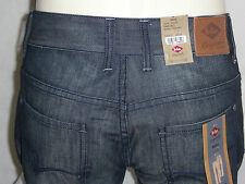 LEE COOPER JEANS LC 122 homme neuf taille 38 W30 L34 coupe droite ajustée