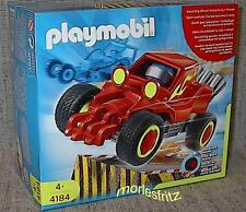 PLAYMOBIL 4184 roter Miniflitzer mit Rückziehmotor