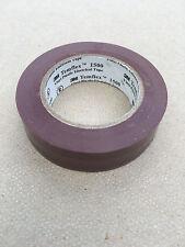 3M temflex 1500 ruban adhésif isolant électrique 15mmX10m MARRON 1 pièce
