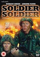 Soldier Soldier The Complete Series DVD Region 2