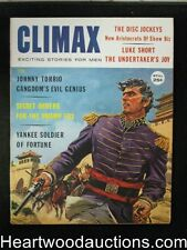 Climax Feb 1960 Saunders,Peggy Connelly - High Grade