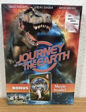 Journey To The Center Of The Earth / Mysterious Island (DVD, 2008) NEW & SEALED
