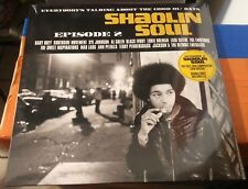 Shaolin Soul (Episode 2) 2 X Lp + CD  2018 Still Sealed Because Music ‎