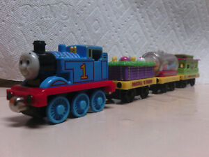 Thomas And Friends Take-Along Easter Train Bundle 2006 Diecast Metal