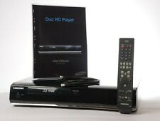 Samsung BD-UP5000 High-Definition HD DVD/Blu-ray Disc Player with remote