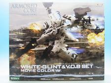 Armored Core White Glint & V.O.B Set movie Color ver. Plastic Model Kotobukiya