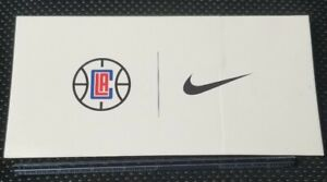 Nike Los Angeles Clippers Decal