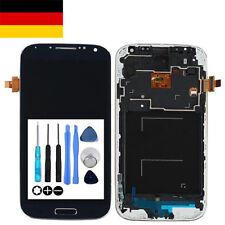 Für Samsung Galaxy S4 i9505 Schwarz LCD Display Touchscreen mit Rahmen