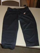 Easton Women's Softball Pants Size Large--Navy Blue